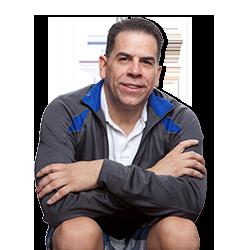 Orthopedic patient, Ron Alvarado