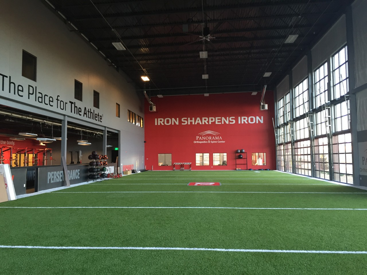 Denver 39 s sports medicine specialists panorama orthopedics for Athletic training facility design