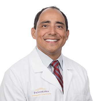 Dr Hector Mejia - Panorama Orthopedics & Spine Center