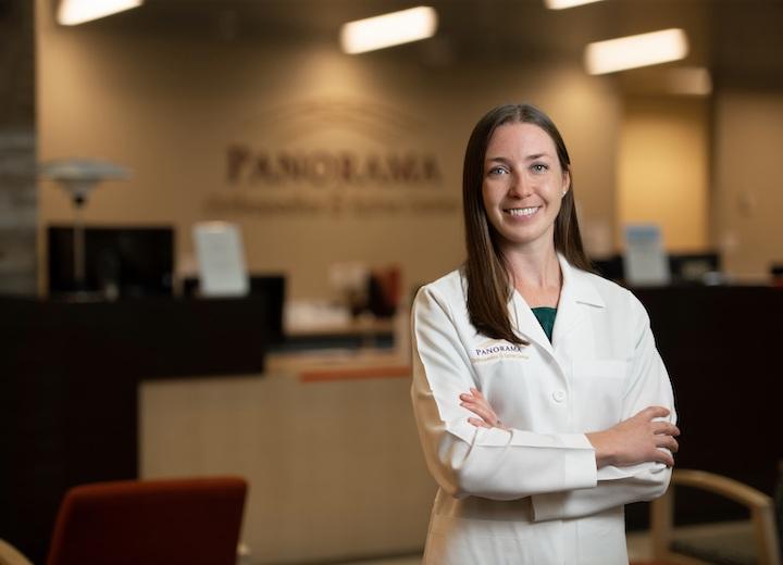 Dr. Dederer Joins Panorama
