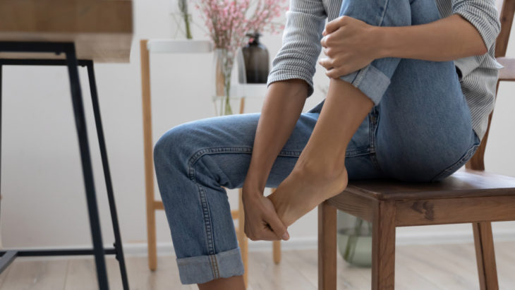 Foot and Ankle Pain treatment with Panorama Orthopedic and Spine Center