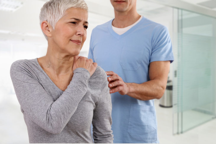 Shoulder Pain treatment with Panorama